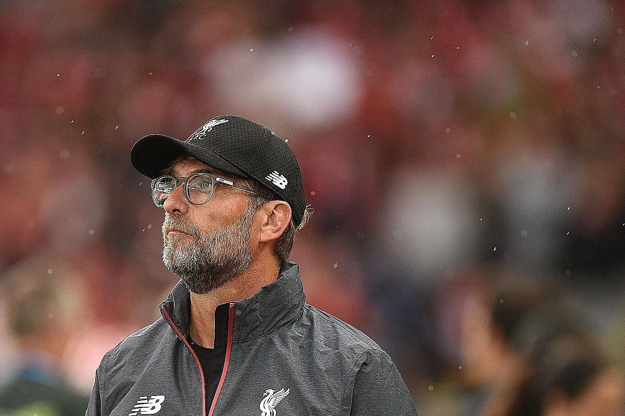 Klopp mahu Liverpool terus rebut piala