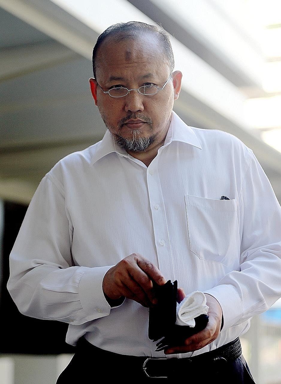 Tempoh hukuman penjara bekas pemimpin Majlis Pusat dikurangkan selepas rayuan KES TIPU PROJEK PENYALAAN LAMPU RAYA GEYLANG SERAI