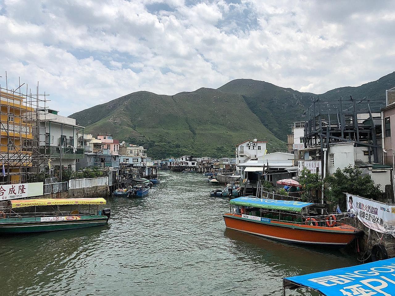 Perubahan iklim ancam kampung nelayan tradisional di Hongkong