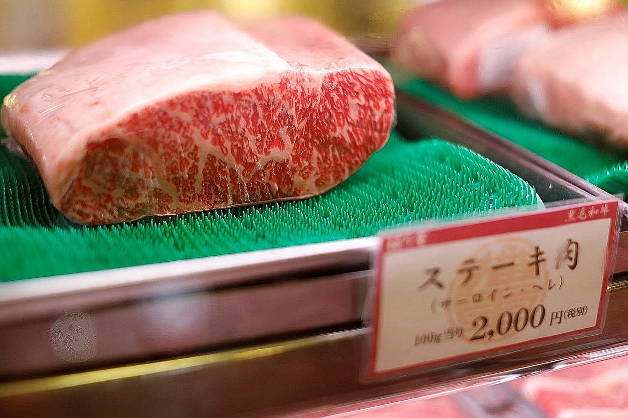 Kelebihan daging wagyu