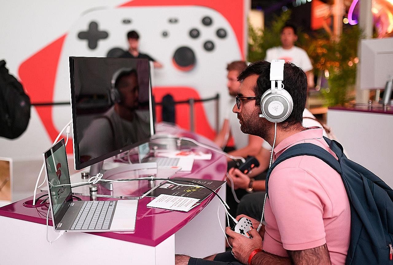 S'pura akan bangun bakat permainan video, sukan elektronik