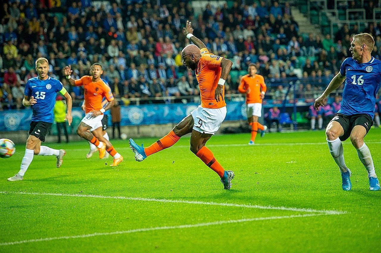 EURO 2020 Belgium, Belanda menang besar, Jerman kembali menang