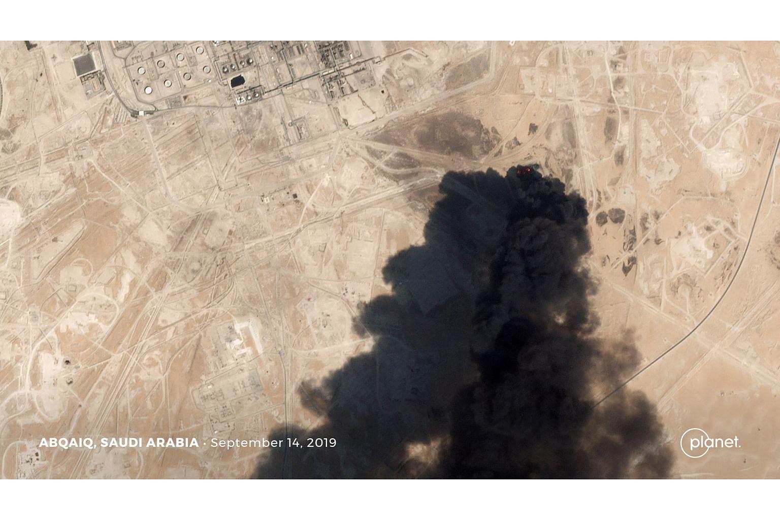 Harga minyak lonjak paras tertinggi dek serangan loji minyak Saudi