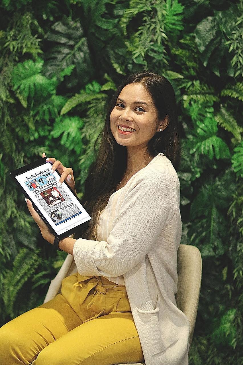 Tablet Samsung Galaxy Tab A percuma dengan langganan BH 2 tahun