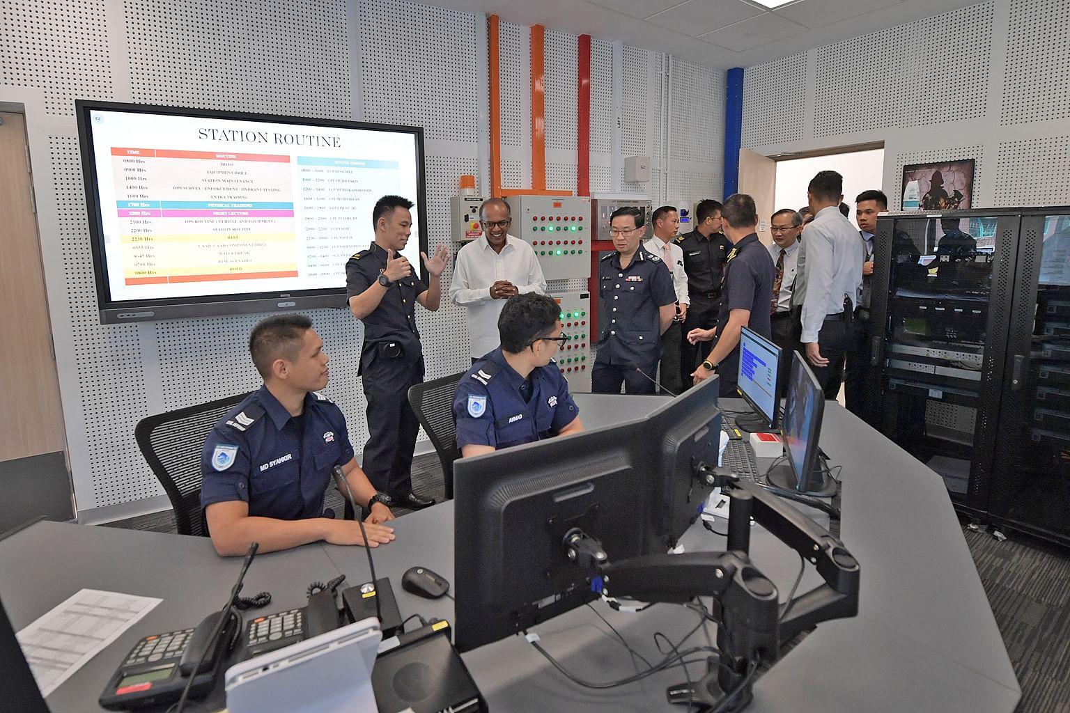 Pusat Bersama Home Team lancar gerak tindak antara agensi