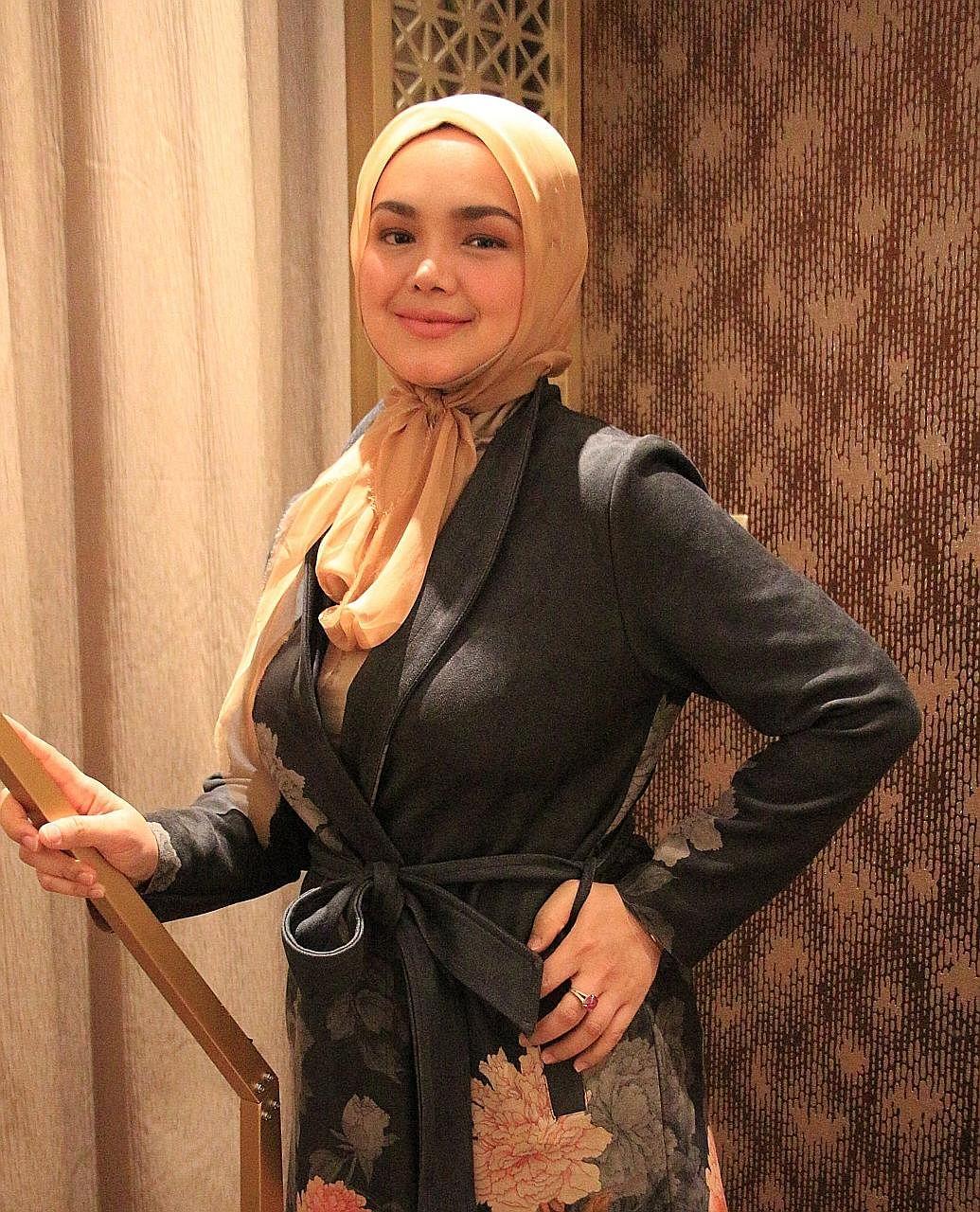Siti Nurhaliza rancang ambil tindakan guaman