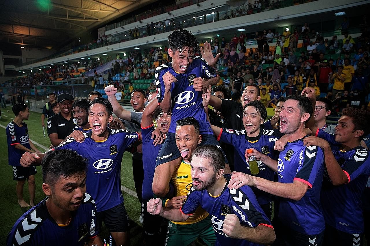 KEJOHANAN KELAB ASEAN (ACC) Hadiah $1.3j, peluang main di Piala Dunia Kelab Fifa bagi juara ACC