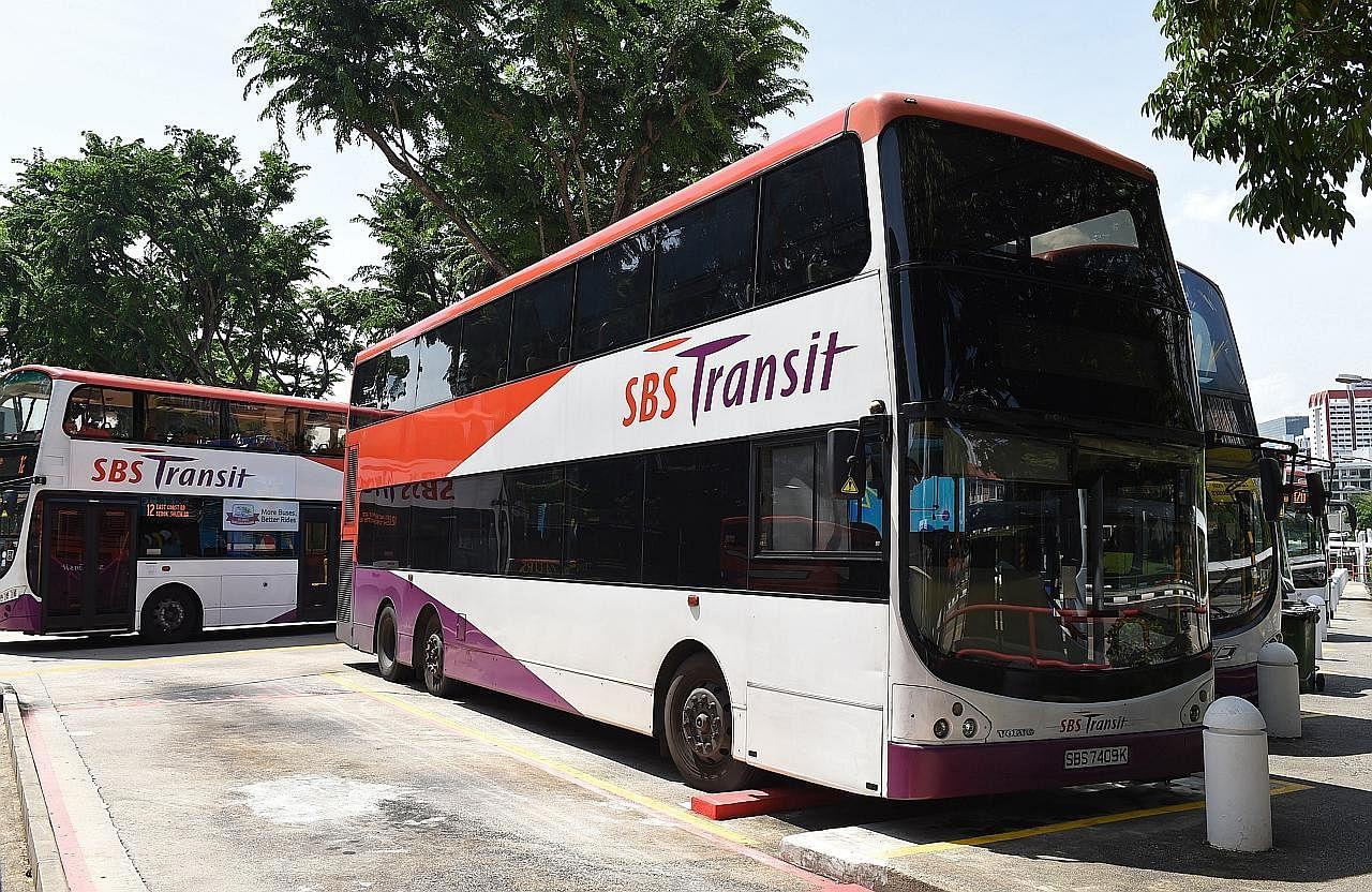 Perjanjian kolektif SBS Transit tidak langgar Akta Pekerjaan TUNTUTAN MAHKAMAH SBS TRANSIT