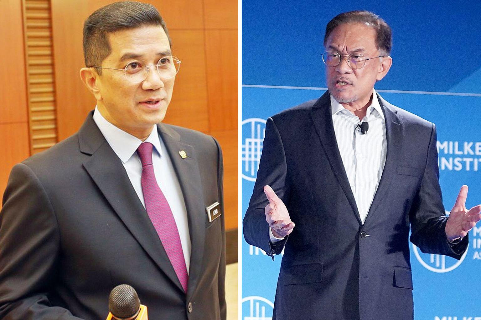 Hubungan Anwar-Azmin kembali tegang