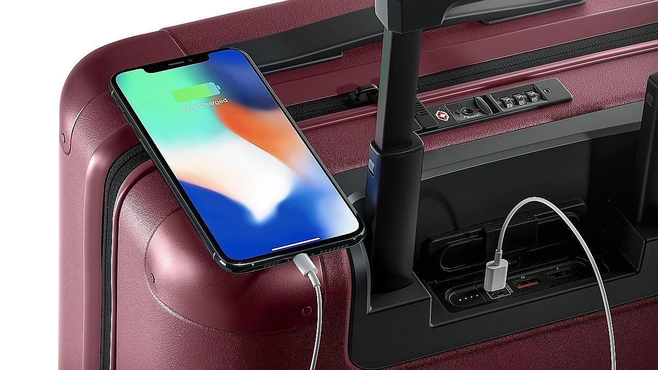 Tarik beg sambil cas bateri telefon