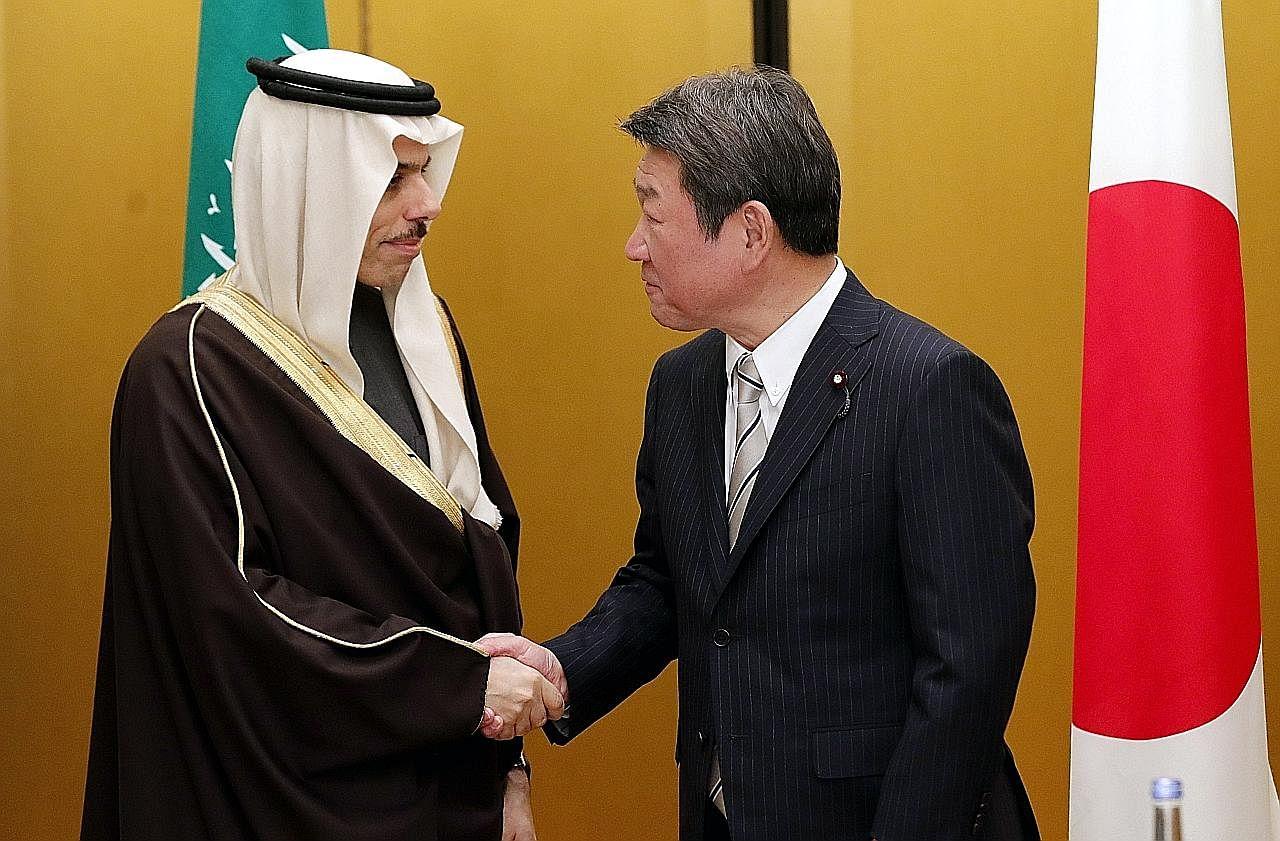 Saudi ambil alih jawatan presiden kumpulan G-20