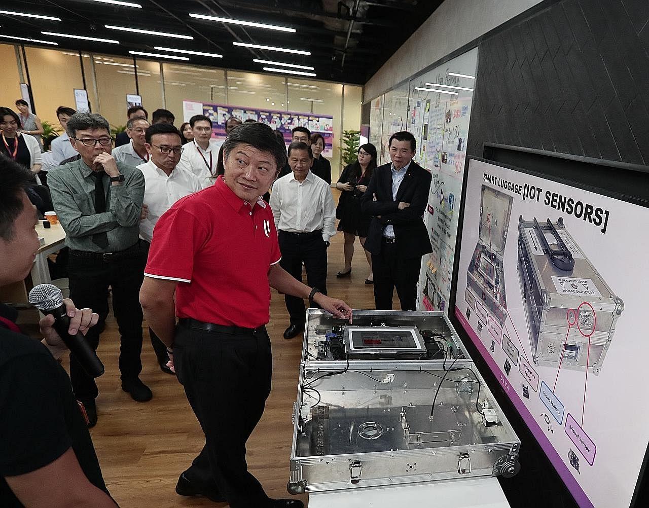 Changi Airport Group labur $10 juta latih kemahiran digital 2,000 pekerja