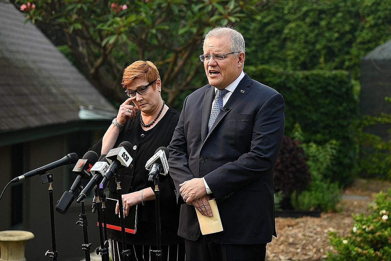 PM Australia: Hari sukar untuk keluarga mangsa