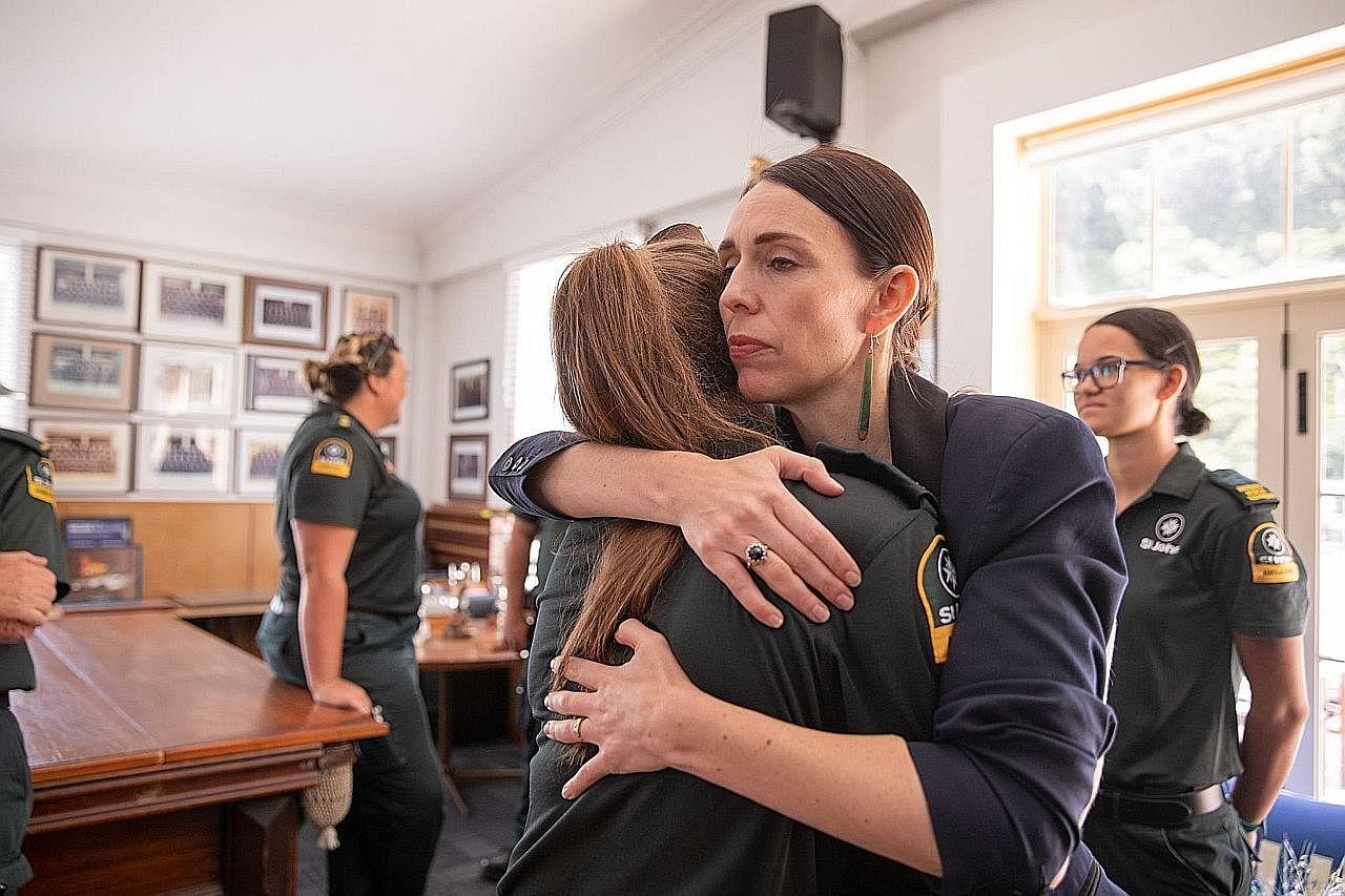 PM NZ lahir rasa sedih, kerah usaha pemulihan