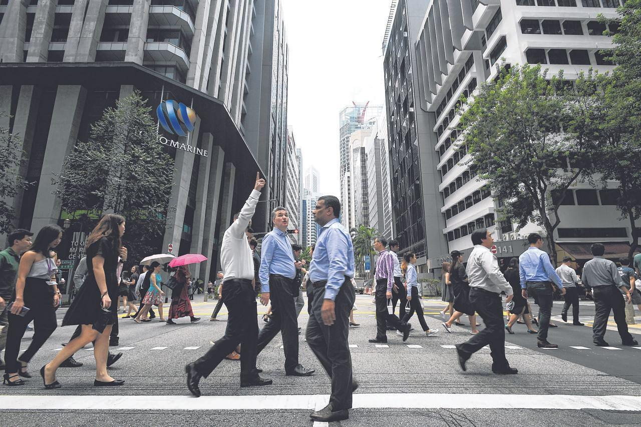 Kadar pekerjaan meningkat suku ketiga; tapi pengangguran juga naik