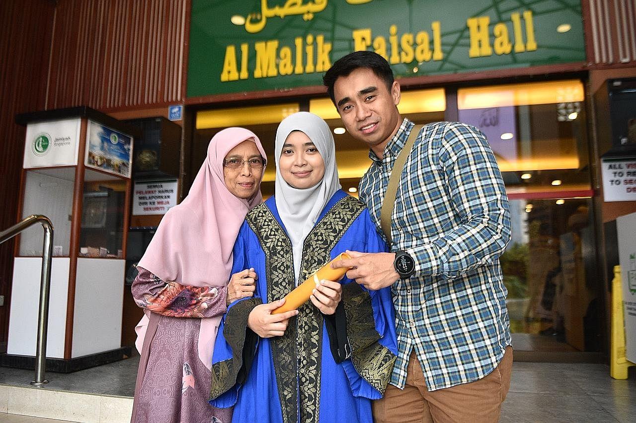 Lulusan kejuruteraan politeknik kini raih Diploma Syariah Islamiyyah pula
