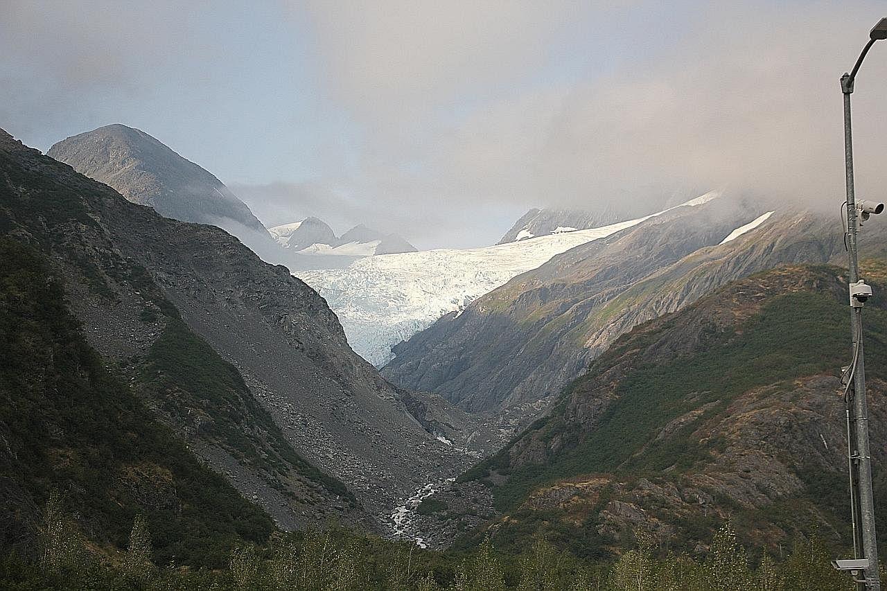 Alaska pembuka mata akan keindahan alam