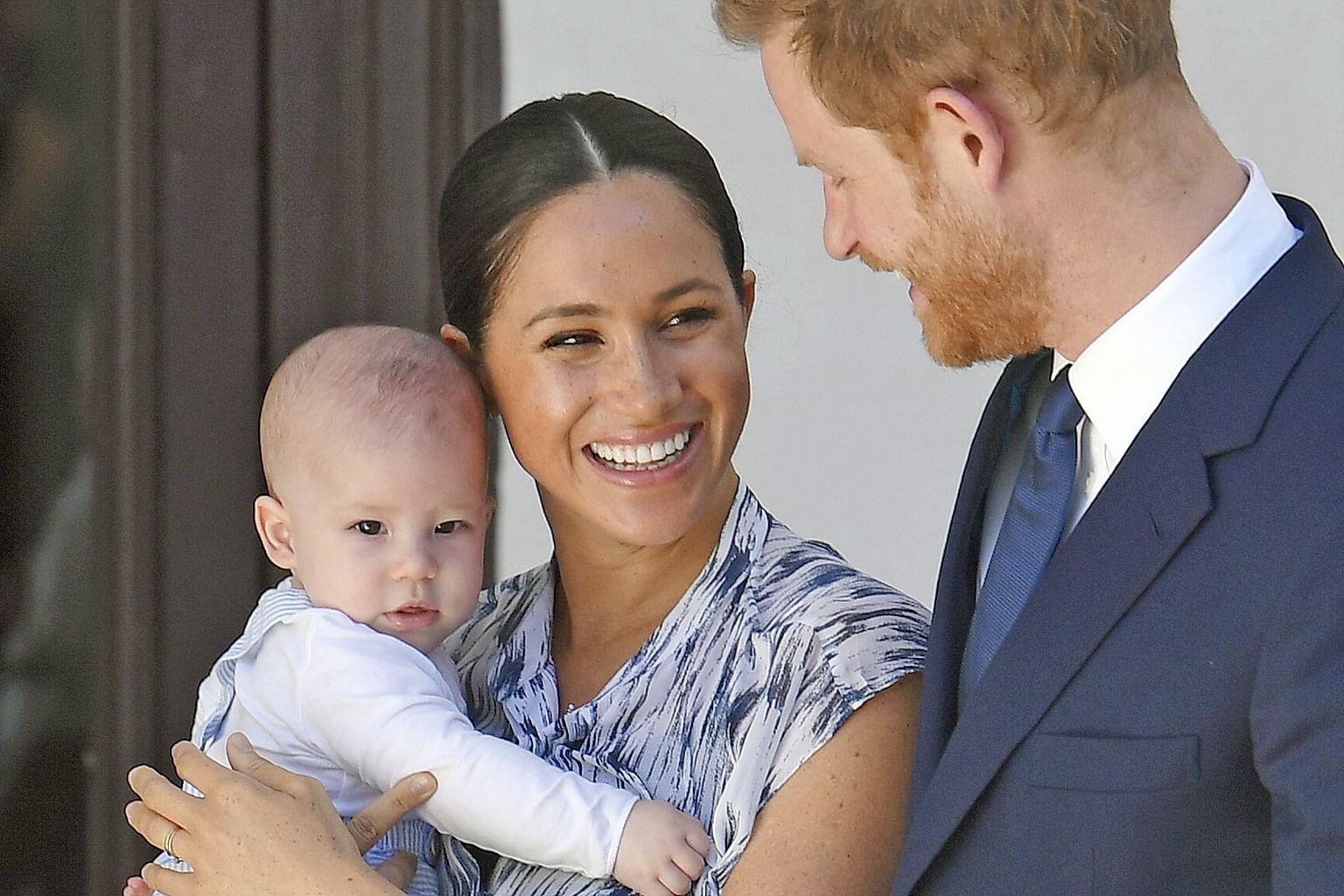 Ratu Elizabeth setuju Putera Harry dan Meghan undur diri daripada peranan raja kanan