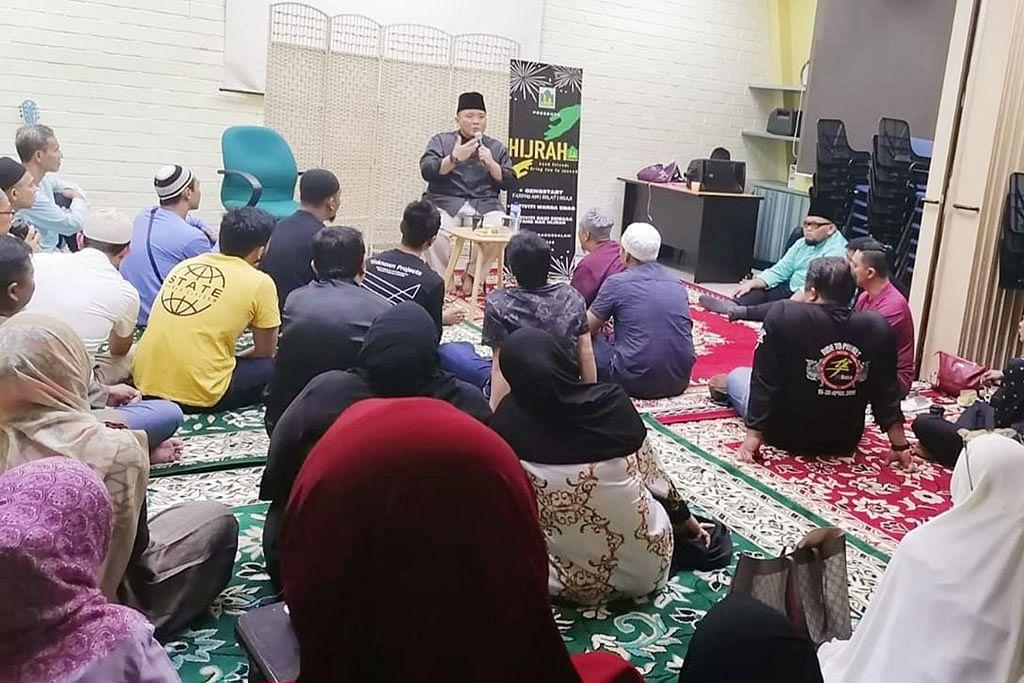 Kelas percuma bantu masyarakat penuhi keperluan agama