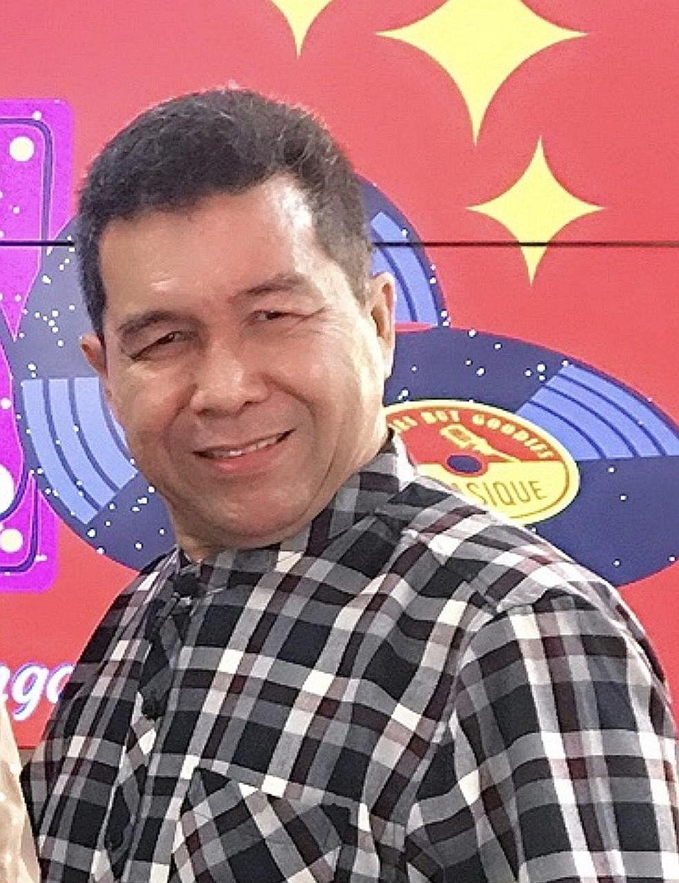 Pelawak veteran Zainal Ihim meninggal