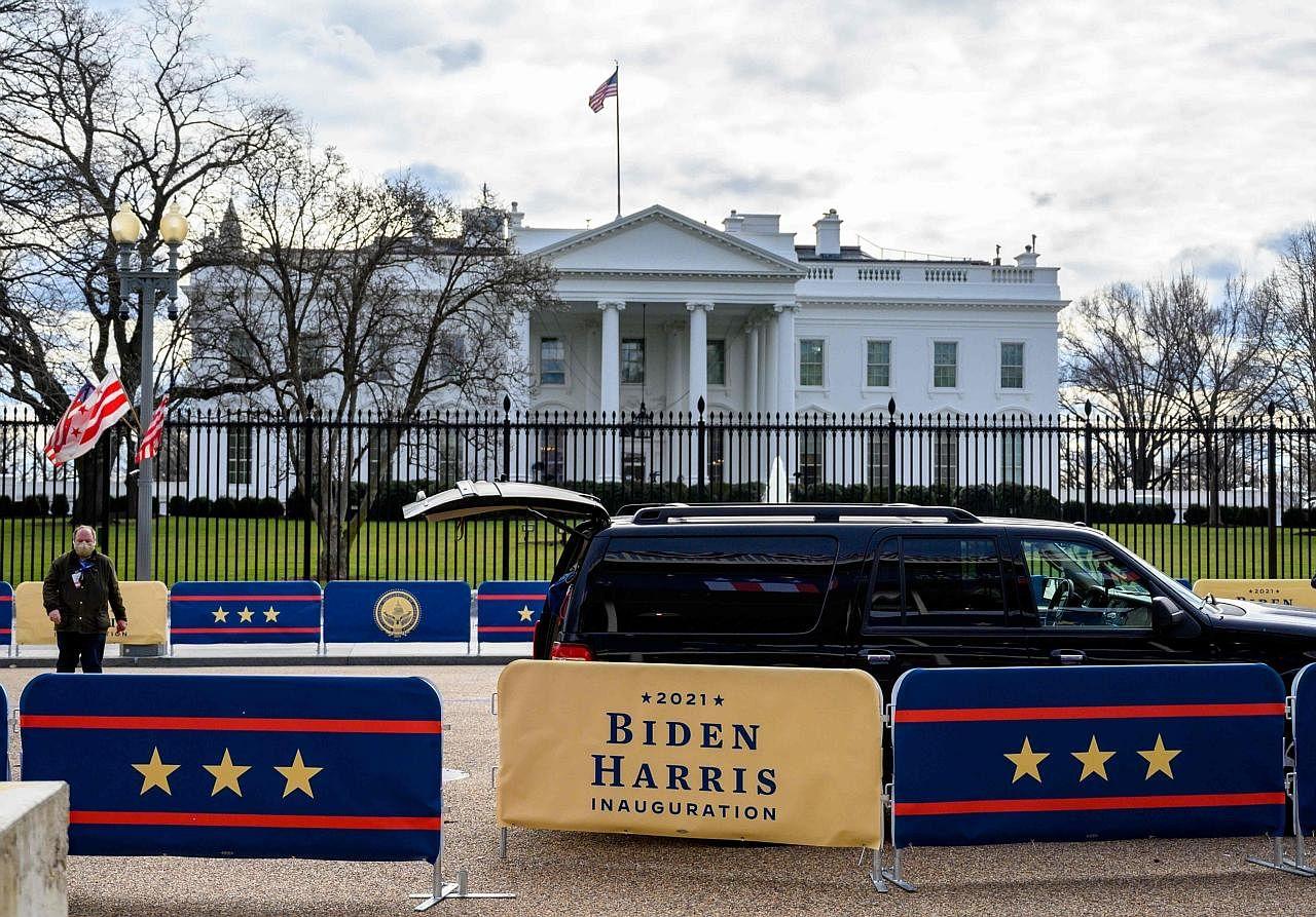 Persiapan akhir jelang pelantikan presiden baru Amerika