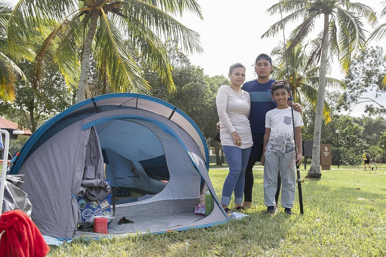 650 permit berkhemah di pantai sudah dilulus