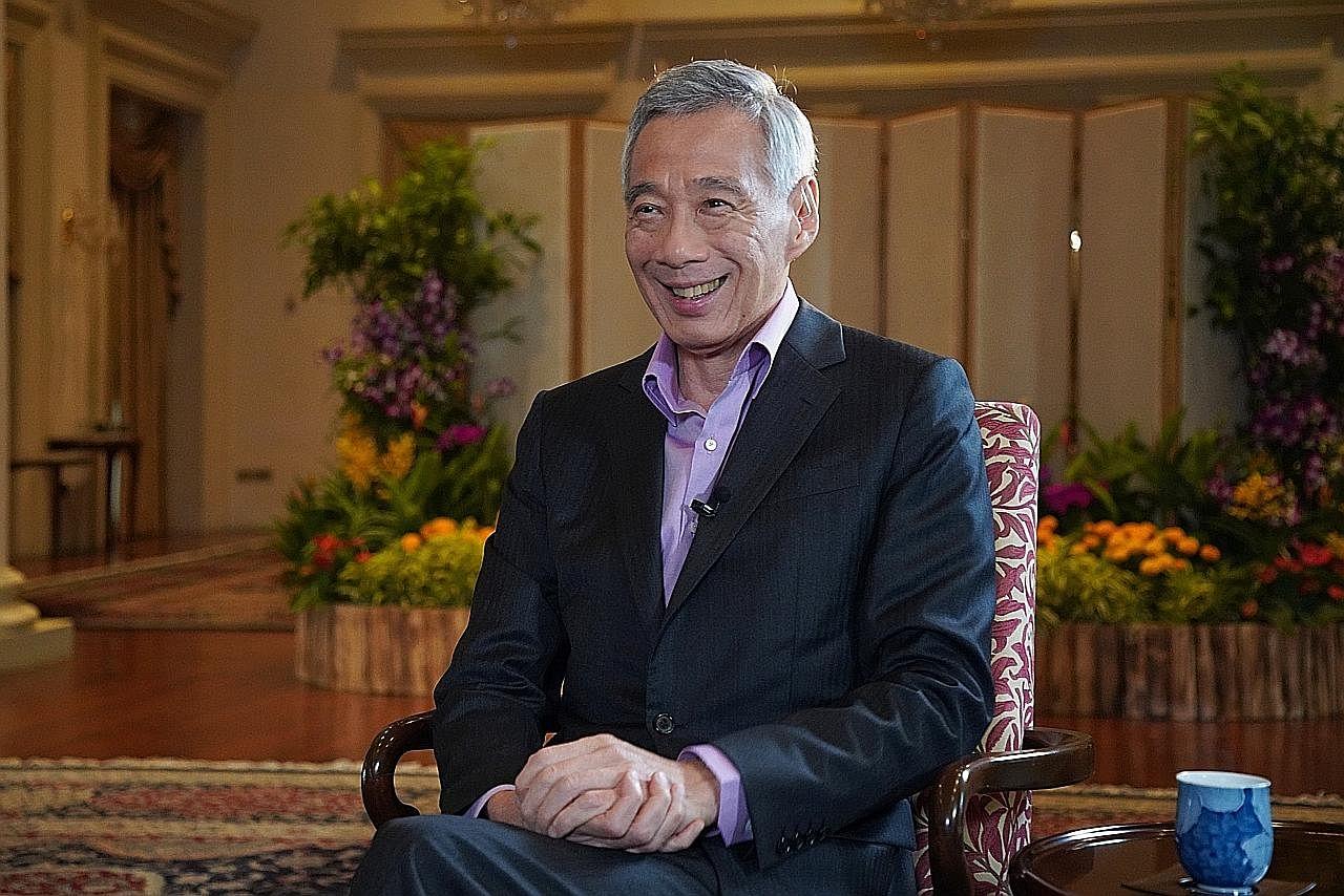 Myanmar perlu bincang secara aman bagi hurai kemelut politik: PM Lee