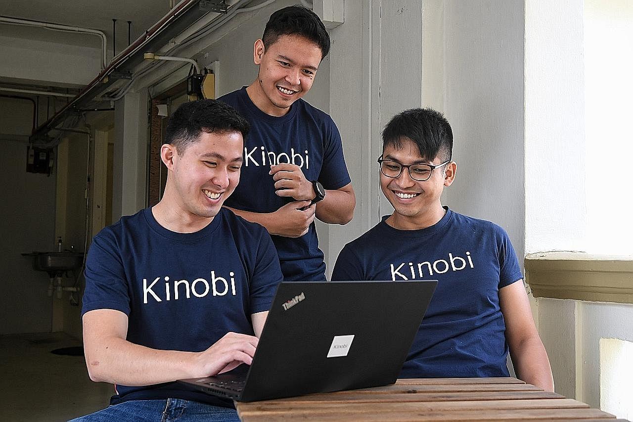 Usahawan muda 'startup' manfaatkan skim ESG