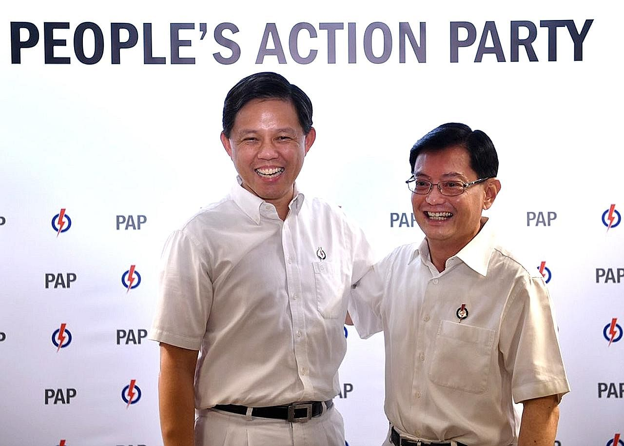Chun Sing: Pasukan 4G harus diberi peluang kaji peralihan secara menyeluruh