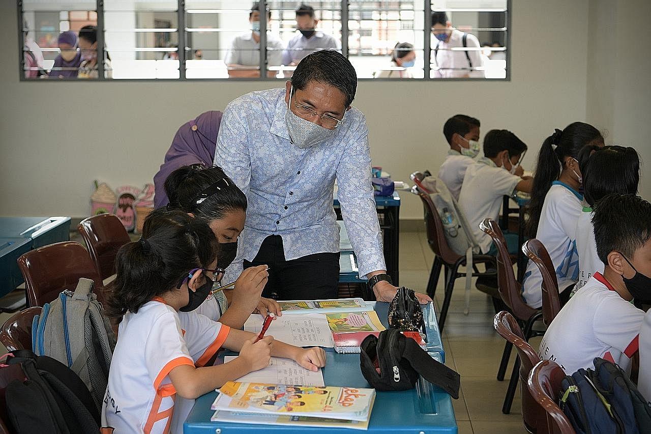 Bahasa Melayu Lanjutan ditawar kepada murid darjah 3 mulai 2022