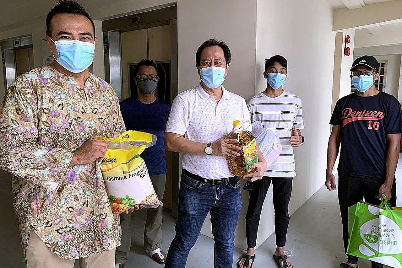 Kempen 'Ramadan Care' bantu penduduk Pasir Ris-Punggol tangani Covid-19 dilancar