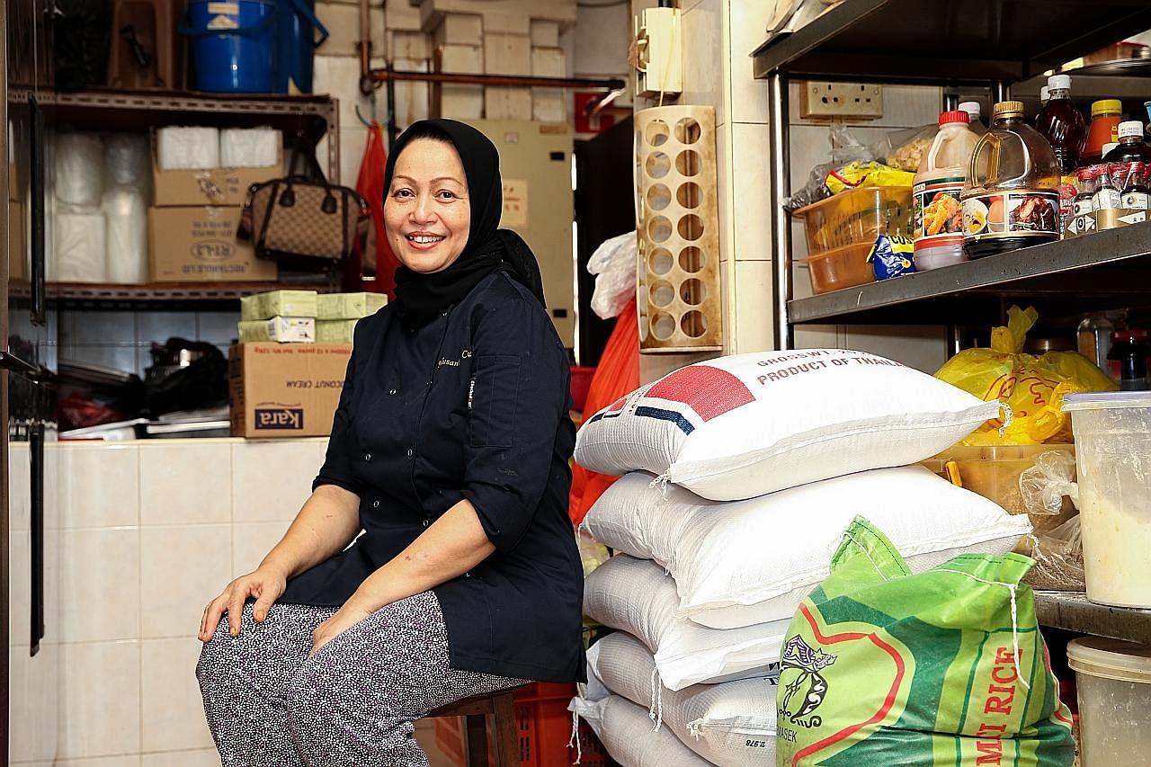 Agih bubur percuma sepanjang Ramadan di CBD