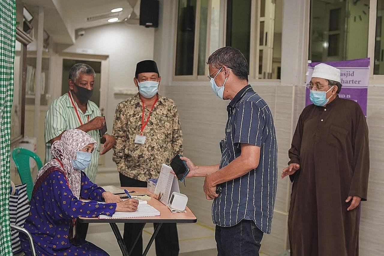 Kurang relawan antara sebab ada masjid tak tawar tarawih