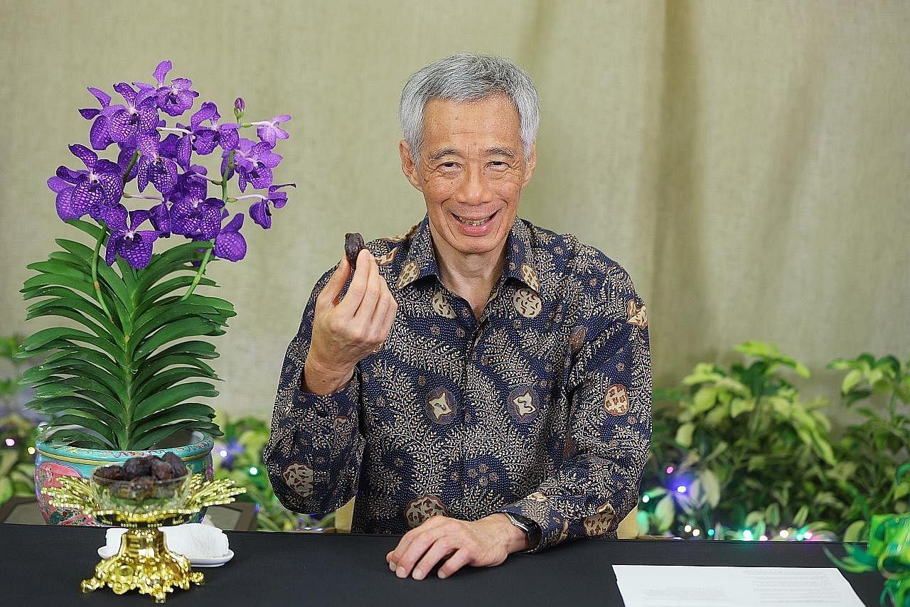 PM Lee hargai sumbangan pemimpin masyarakat, asatizah