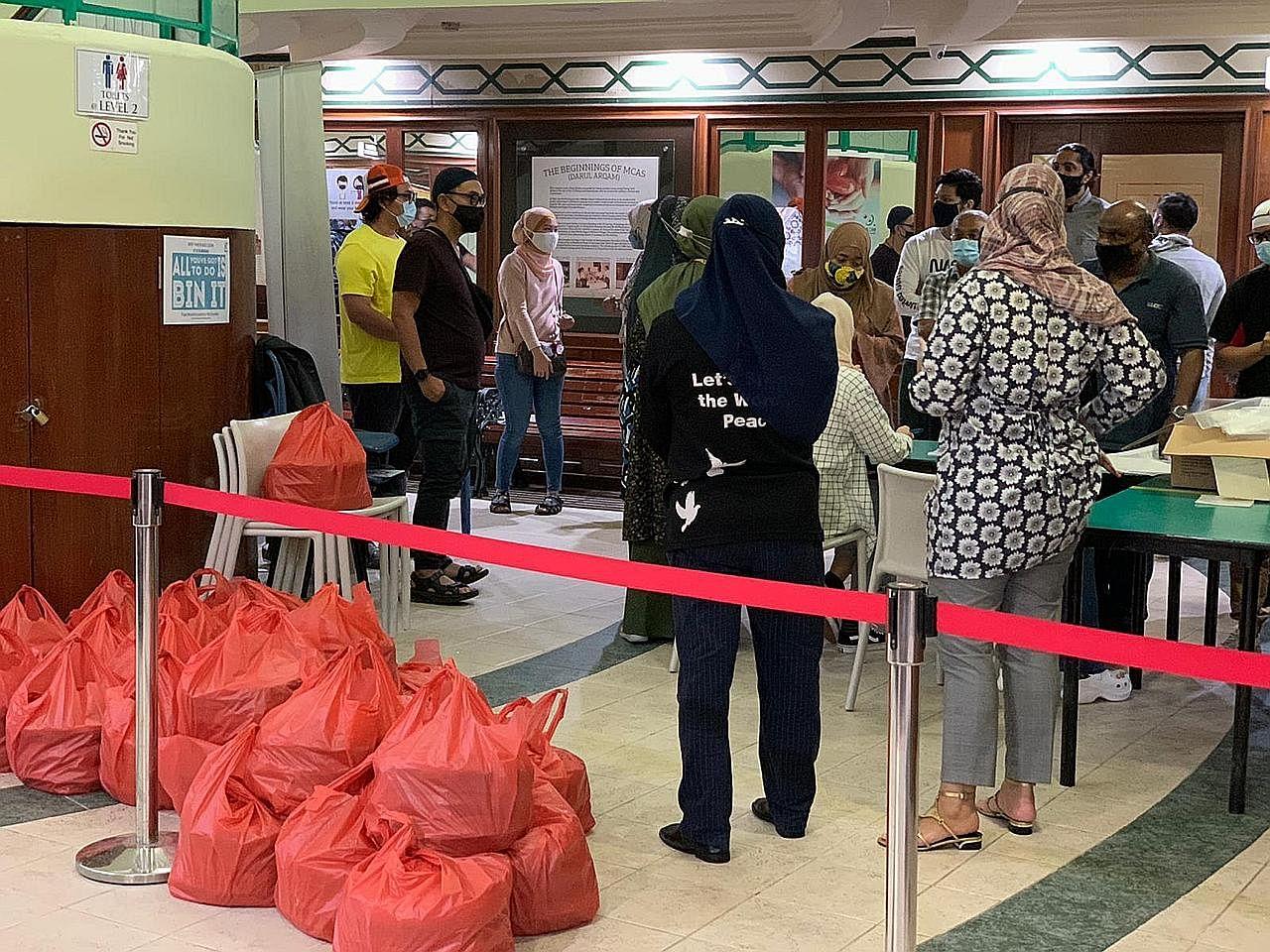 Darul Arqam agih 1,000 dulang makanan setiap Sabtu