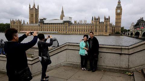 Permintaan dalam talian bagi cuti ke Britain melonjak