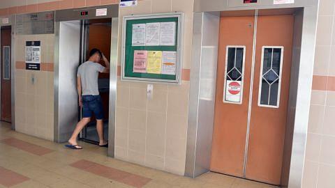 BCA umum peraturan lebih ketat senggara lif, tangga bergerak