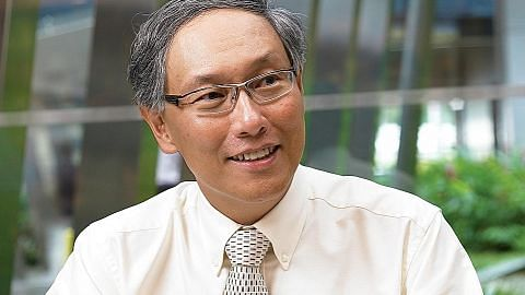 ANUGERAH KORPORAT SINGAPURA 2016 Pegawai SPH menang Anugerah Ketua Pegawai Kewangan Terbaik