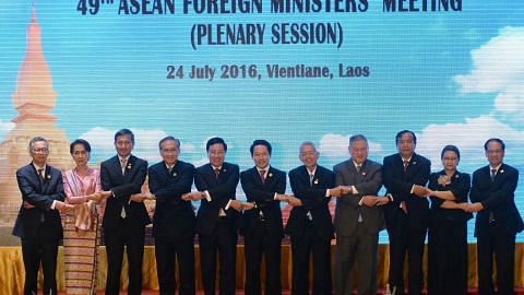 Tekanan Beijing: Asia Tenggara buntu