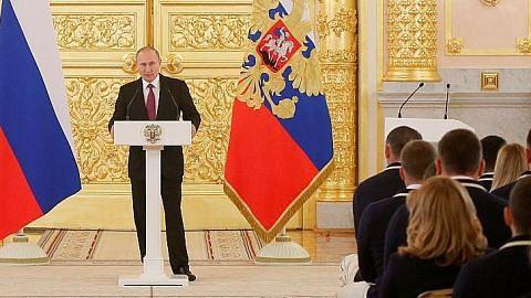 'Pingat dimenangi atlit lain kurang makna tanpa Russia'