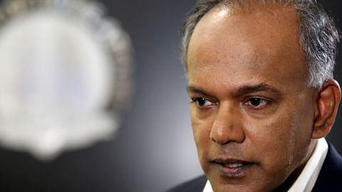 Shanmugam: Zulfikar sudah langgar batas
