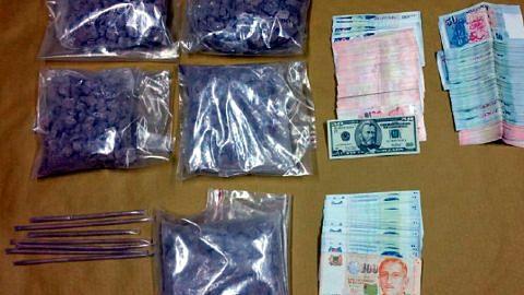 CNB rampas 7.5 kg heroin dalam dua operasi