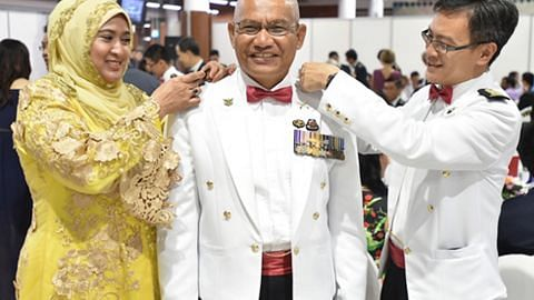 Dilantik Pakar Perubatan Tentera selepas berbakti selama 33 tahun