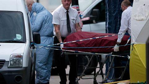 1 maut, 5 cedera ditikam lelaki di London