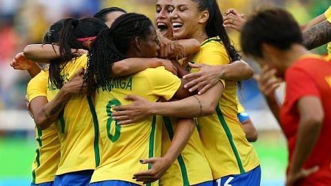 Brazil, AS dan Jerman buka tirai dengan kemenangan