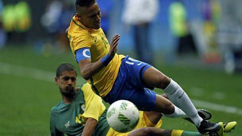 Brazil dan Neymar mengecewakan, diejek penyokong sendiri