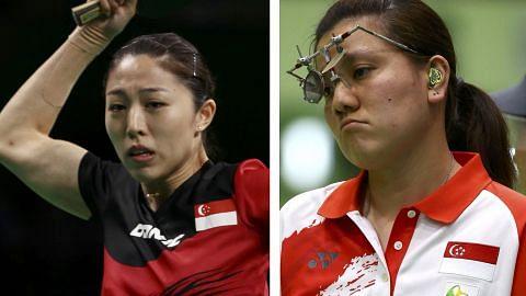 Yu mara tetapi langkah tiga wakil S'pura lain tersekat