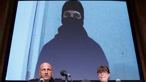 ISU PENGGANASAN Polis Canada perjelas tembak mati lelaki disyaki pengebom bunuh diri