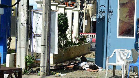 4 mati dalam serangan di Thailand
