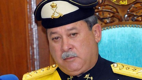 Sultan Johor gesa Mahathir 'tutup mulut'